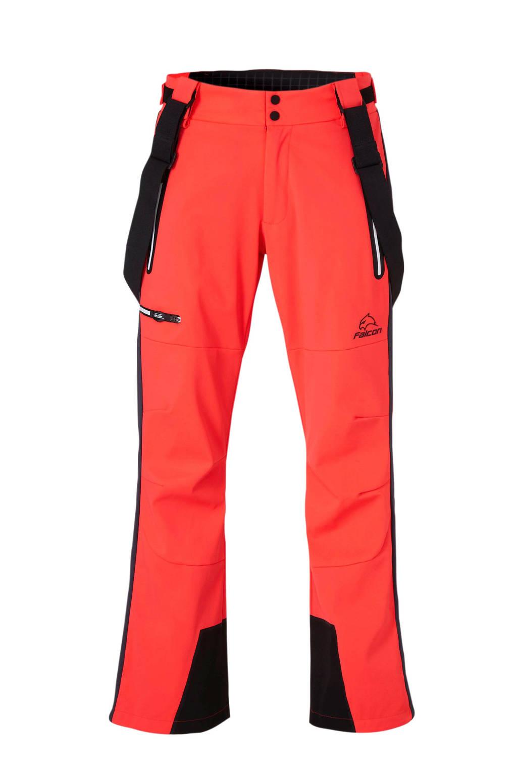 Falcon skibroek Yves oranje, Oranje