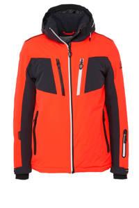 Falcon ski-jack Orion antraciet/oranje, Antraciet/oranje