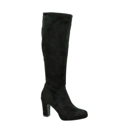 Tamaris laarzen zwart
