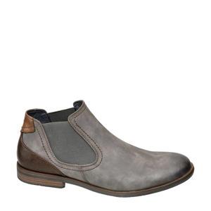 chelsea boots grijs