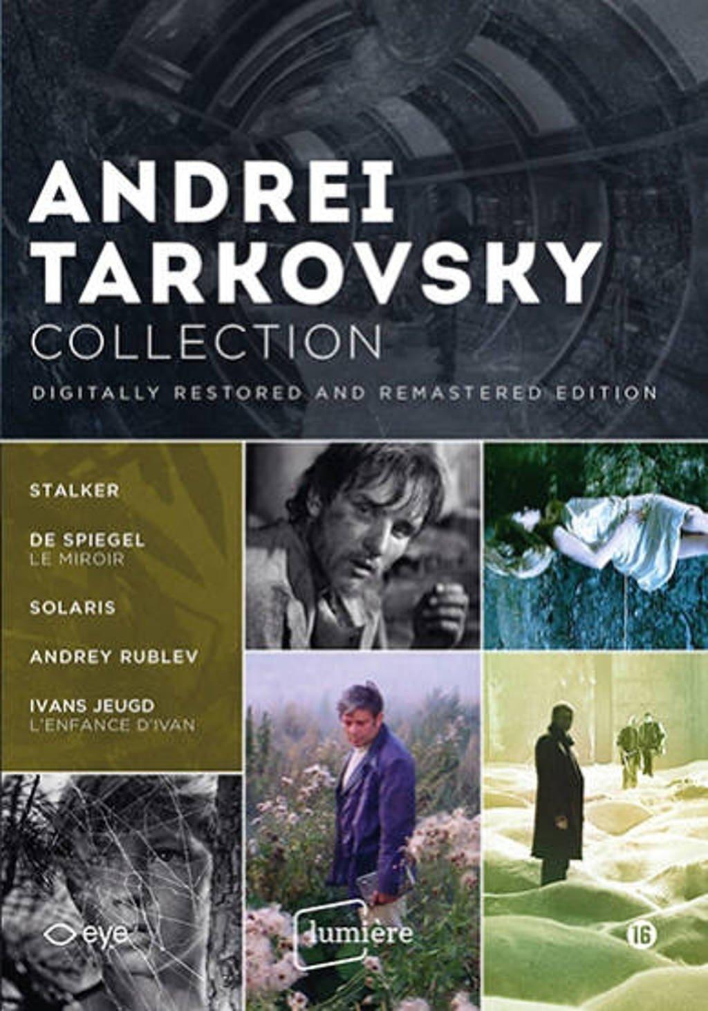 Tarkovsky collection - Remastered (DVD)