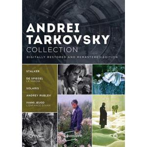 Tarkovskycollection - Remastered (DVD)