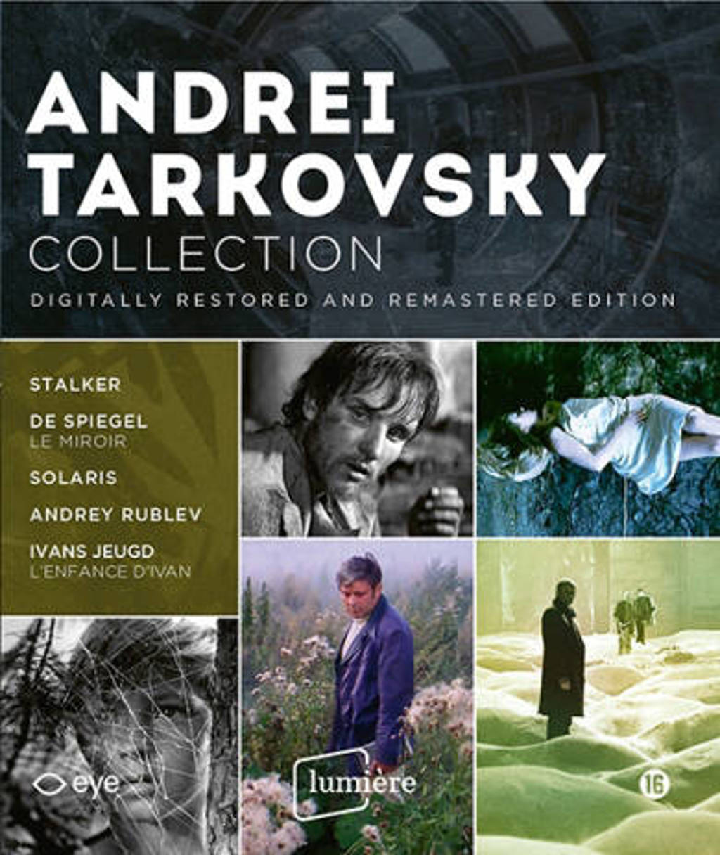 Tarkovsky collection - Remastered (Blu-ray)