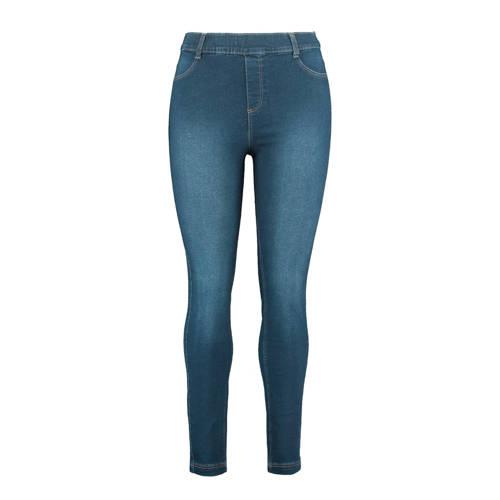 MS Mode skinny jegging donkerblauw