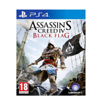 Assassin's Creed 4: Black Flag (PlayStation 4), N.v.t.