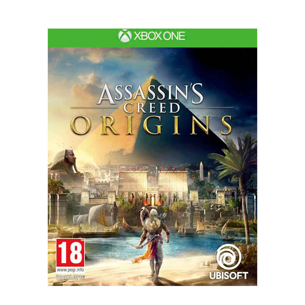 Assassin's Creed: Origins (Xbox One), N.v.t.