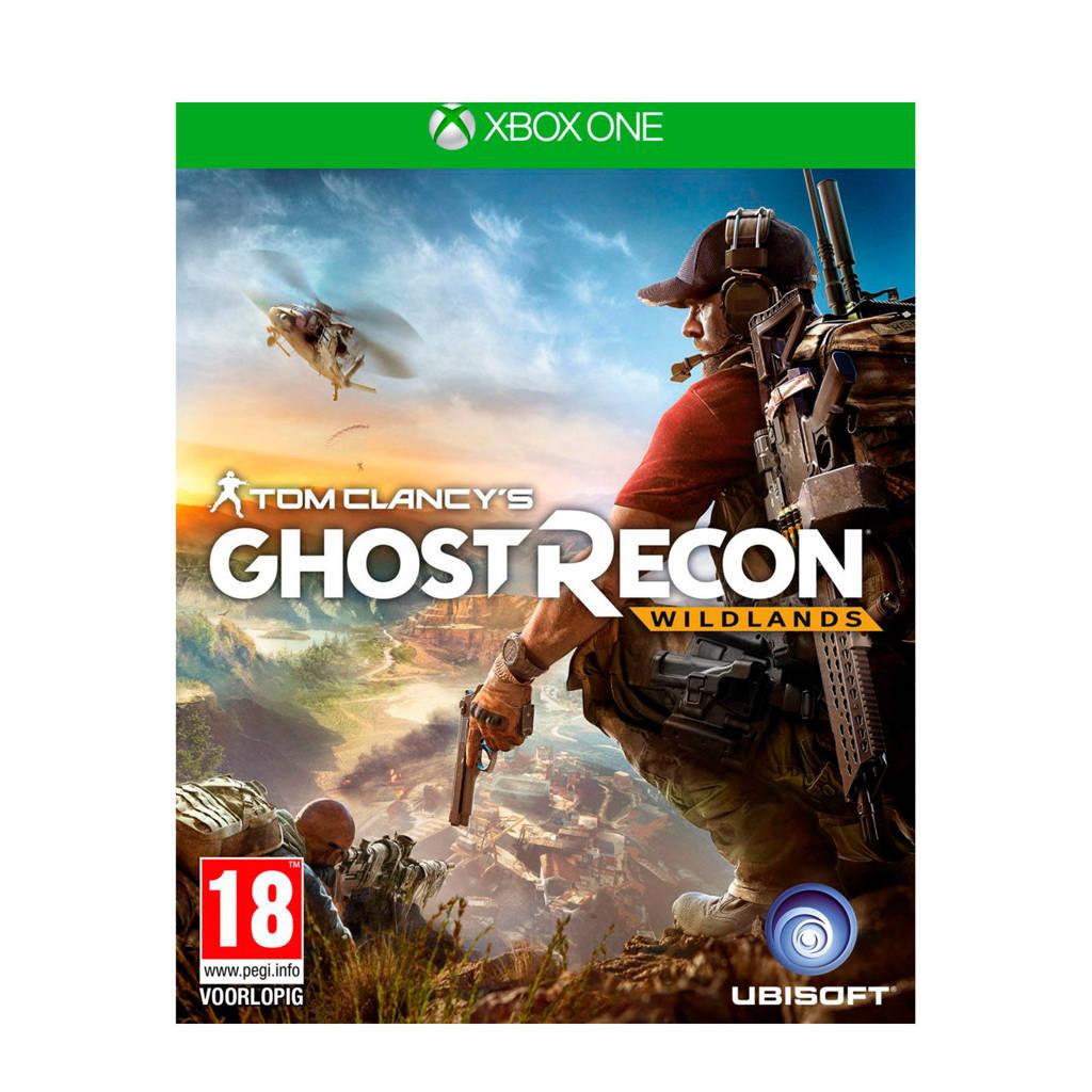Tom Clancy's Ghost Recon Wildlands (Xbox One), -