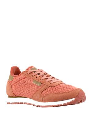 Ydun  suède sneakers roze