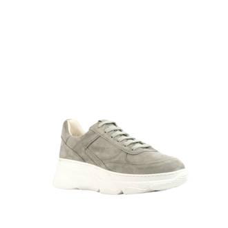 CPH 40 Crosta suède sneakers grijsblauw
