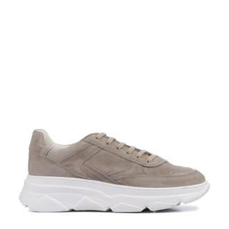 CPH 40 Crosta suède sneakers taupe
