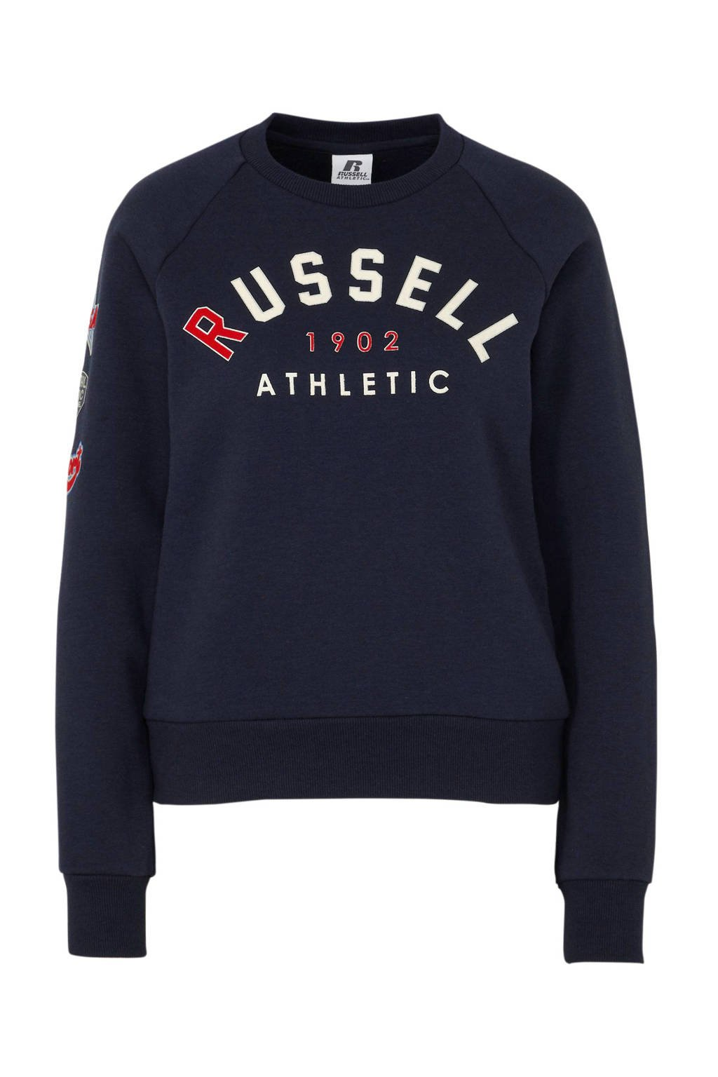 Russell Athletic sportsweater donkerblauw, Donkerblauw