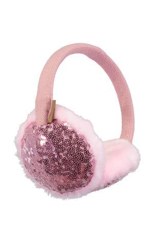 oorwarmers roze