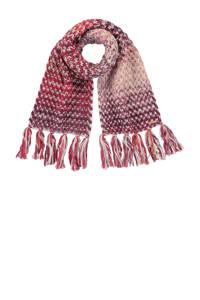 Barts sjaal rood, Rood