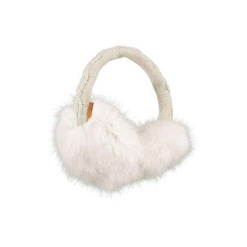 Barts oorwarmers wit