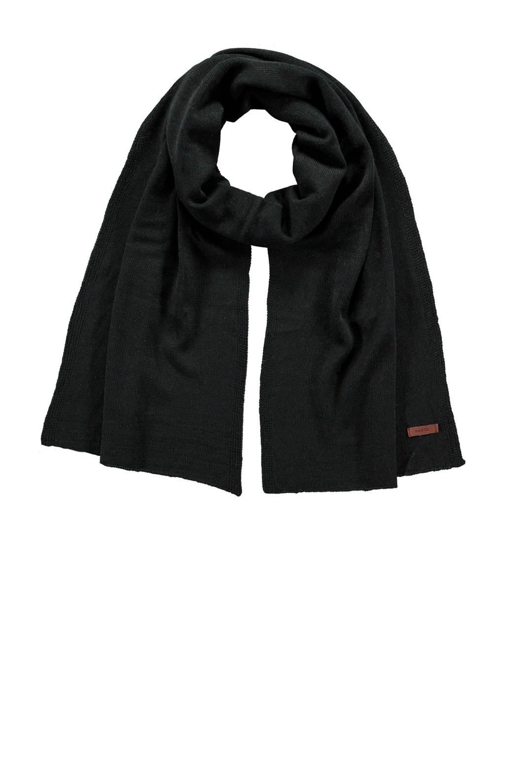 Barts sjaal zwart, Zwart