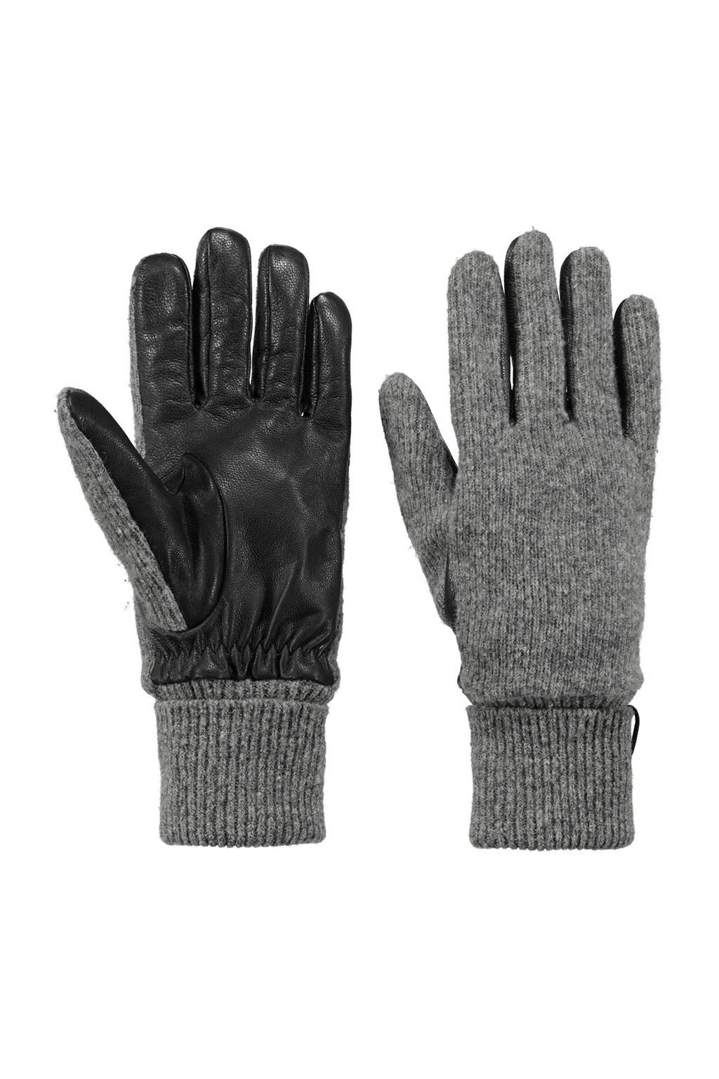 Barts handschoenen grijs, Grijs