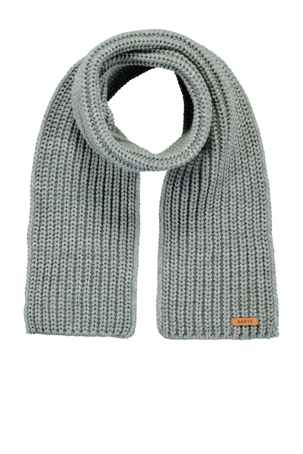 Barts sjaal grijs, Grijs