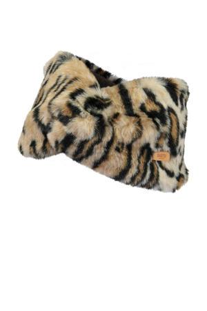 hoofdband met panterprint