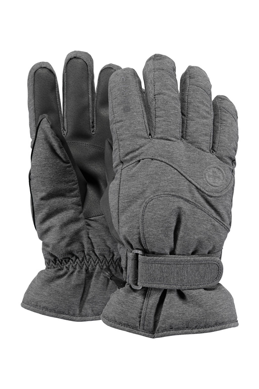 Barts handschoenen Skigloves grijs, Grijs