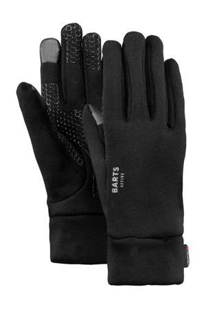 handschoenen Powerstretch touch zwart