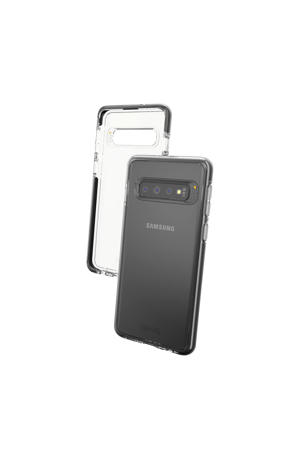 telefoonhoes Piccadilly Samsung Galaxy S10 (Zwart)