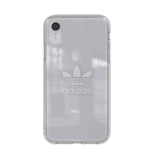 Clear Backcover voor iPhone Xr Transparant