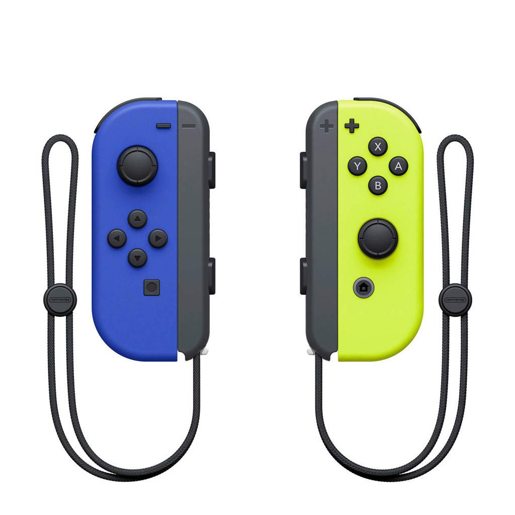 Nintendo Joy-Con controllers blauw/geel, Blauw/geel