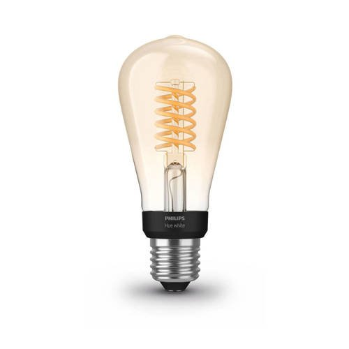 Philips Lighting Hue LED-lamp (los) Energielabel: A+ (A++ E) E27 7 W Warm-wit