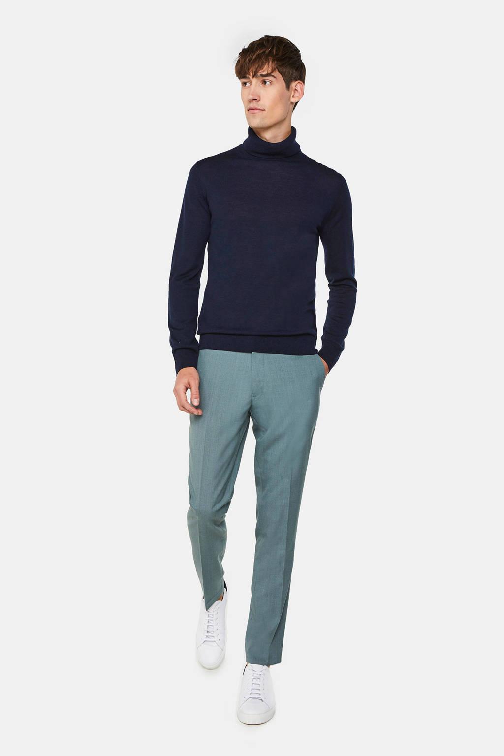 WE Fashion skinny pantalon grey green, Grey Green
