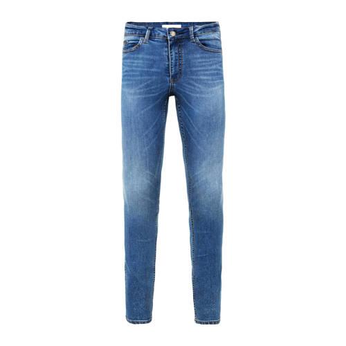 WE Fashion Blue Ridge high waist skinny jeans blau
