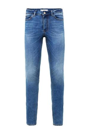 Blue Ridge high waist skinny jeans blauw