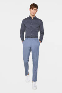 WE Fashion slim fit pantalon icy, Icy