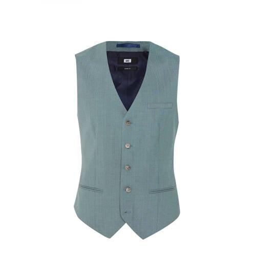 WE Fashion gilet grey green