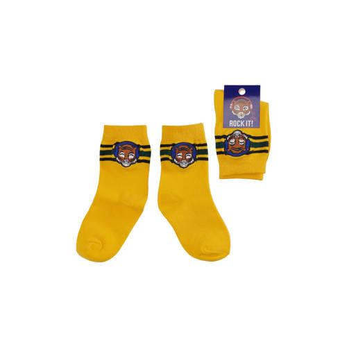 Z8 sokken Ralph geel