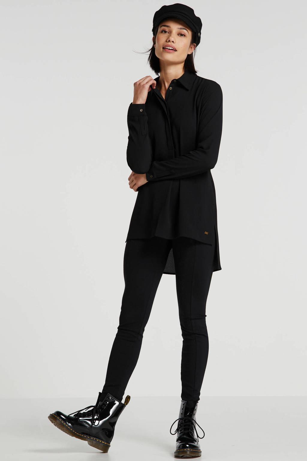 dayz blouse Dominique zwart, Zwart