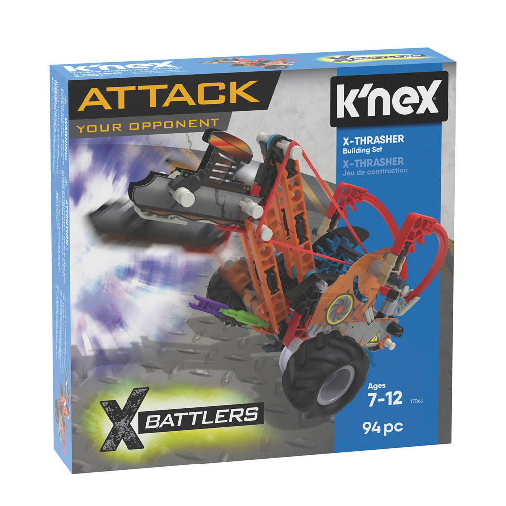 K'nex  Building Sets -X-Battlers X-Saw Attracker