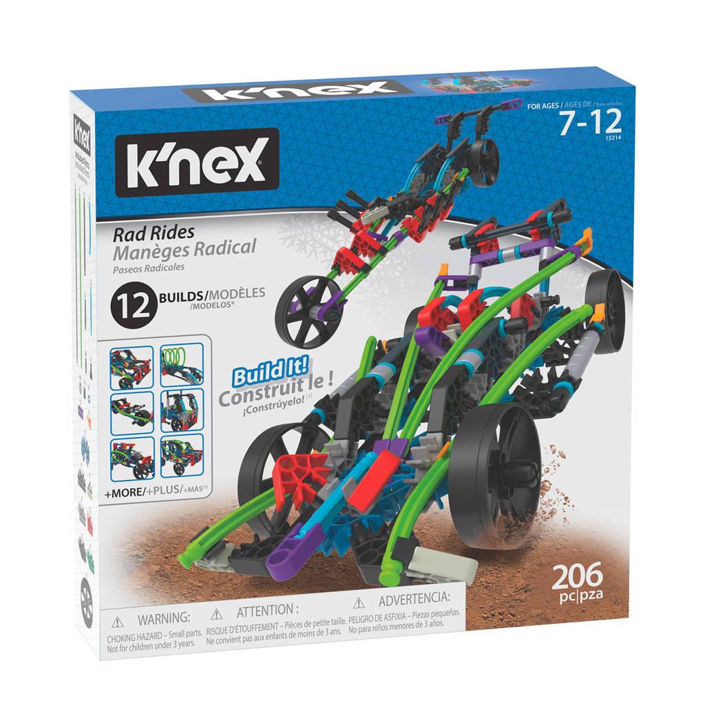 K'nex  Stoere en Snelle Auto's 12 modellen