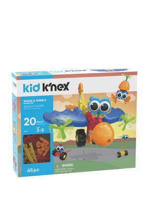 Kid Wings & Wheels