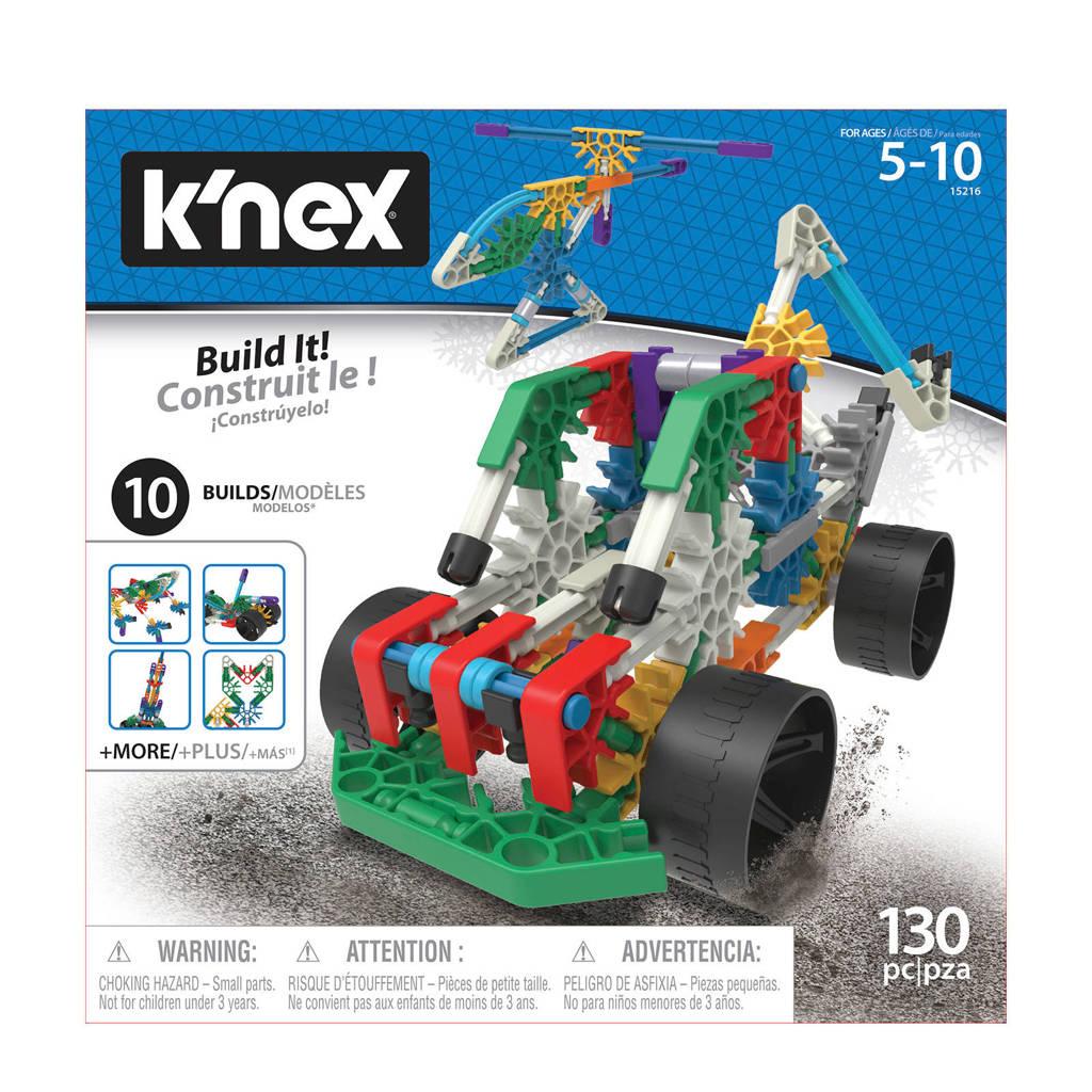 K'nex  Building Sets 10-in-1 bouwset