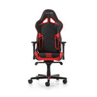 DXRacer Racing Pro R131 gamestoel zwart/rood, Zwart, Rood