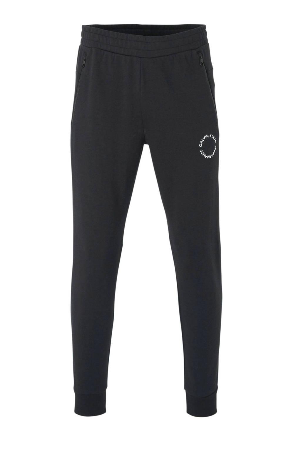 Calvin Klein Performance   sportbroek zwart, Zwart