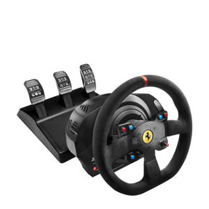 T300 Ferrari Alcantara Edition Integral racestuur (PS4/PS3/Windows)