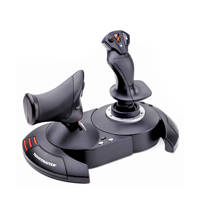 Thrustmaster T-Flight Hotas X (PC/PS3), Zwart