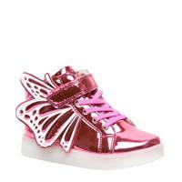 Scapino Blue Box   sneakers met lichtjes roze, Roze