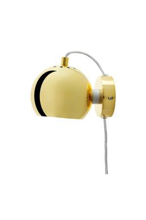 Ball magnet wandlamp