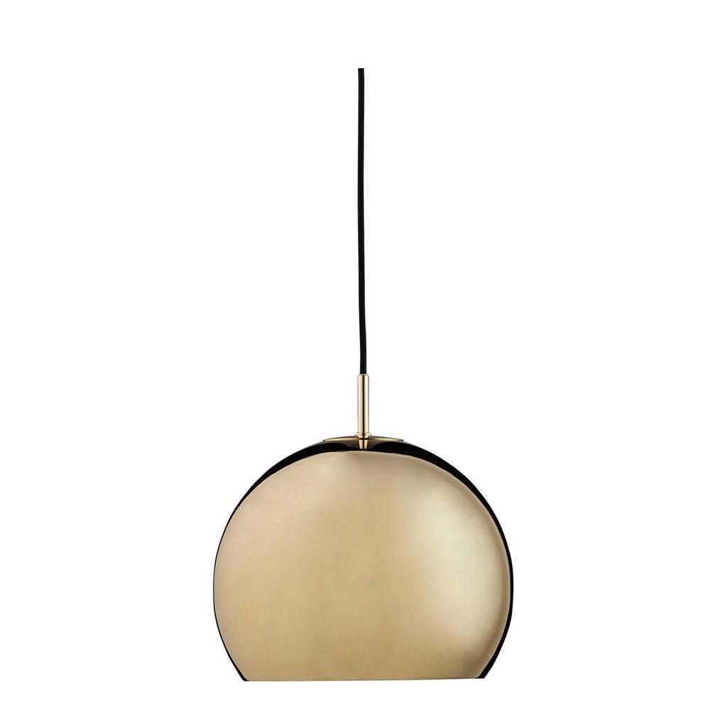 Frandsen Ball hanglamp Ø25 cm, Glossy goud