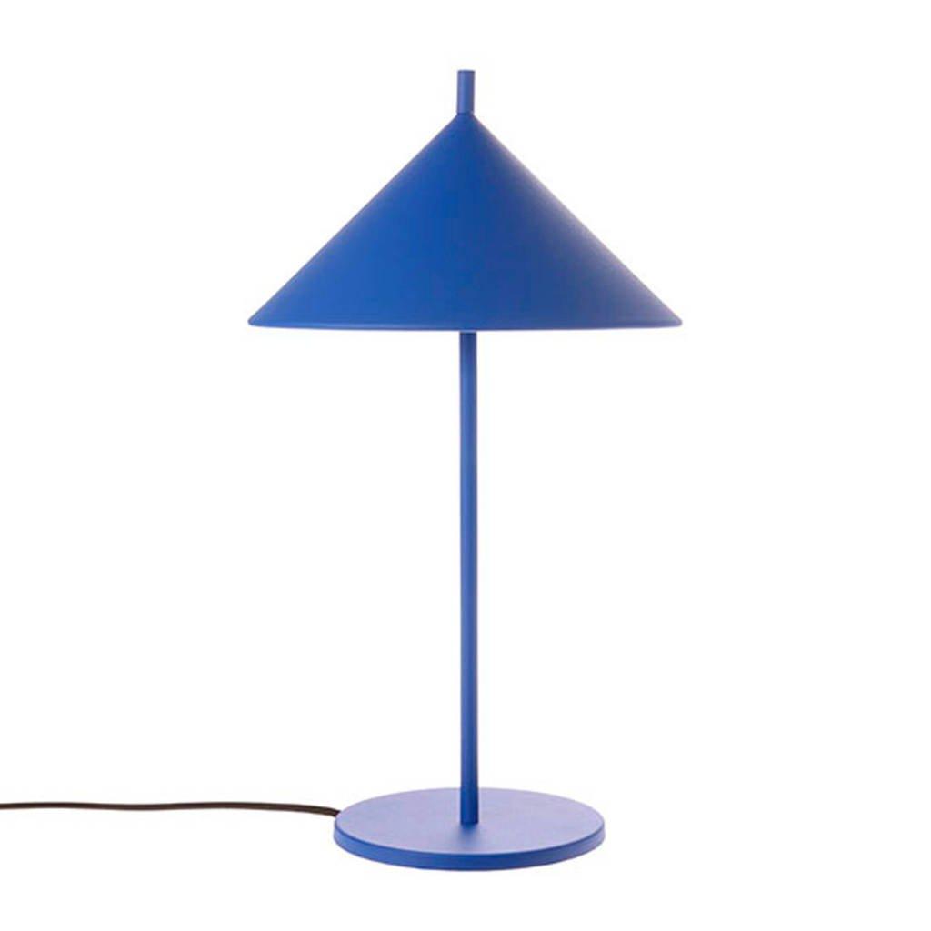 HKliving tafellamp Triangle, Blauw