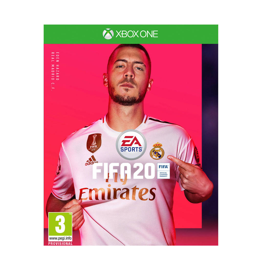 FIFA 20 (Xbox One), N.v.t.