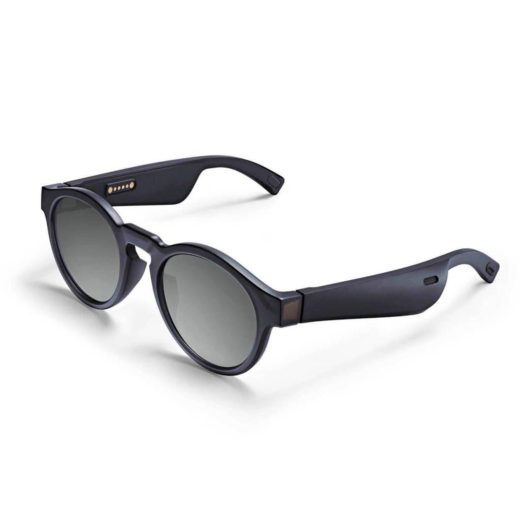 Bose Frame Rondo audiozonnebril, Zwart