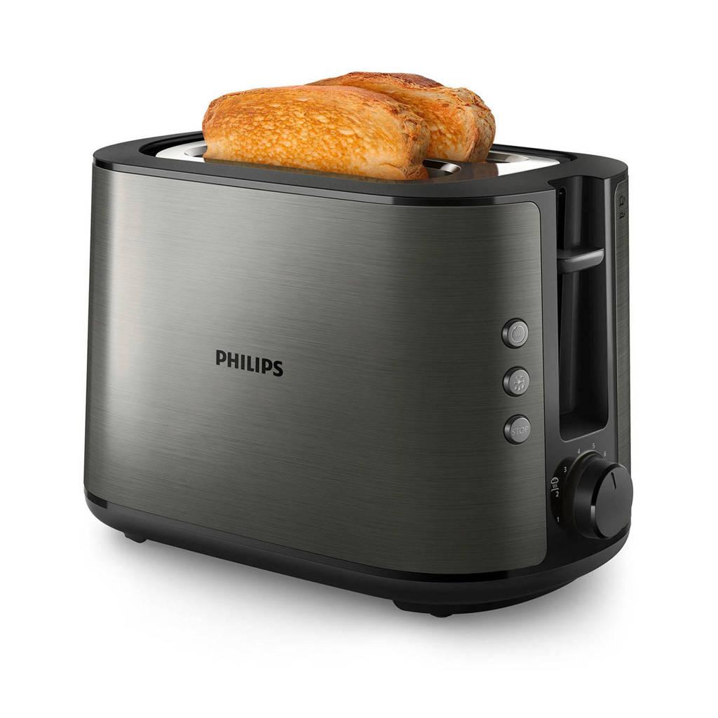 Philips HD2650/80 broodrooster, Titanium